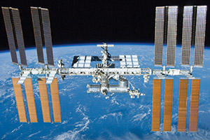 NASA-TV---ISS-(Space)