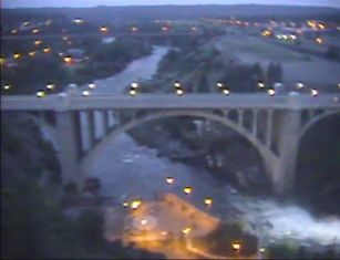 Spokane City Cam (USA) tv live